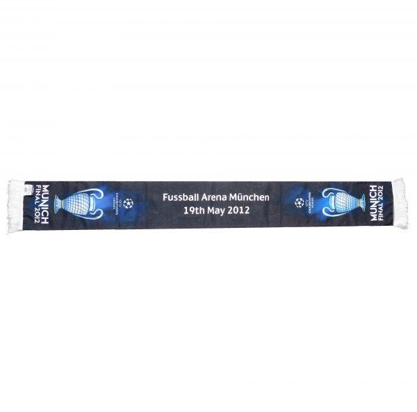 """UEFA-Schal """" Champions League Finale 2012 """""""