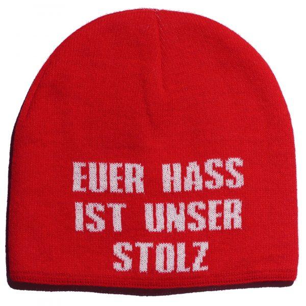 "München Mütze "" Euer Hass ist unser Stolz """