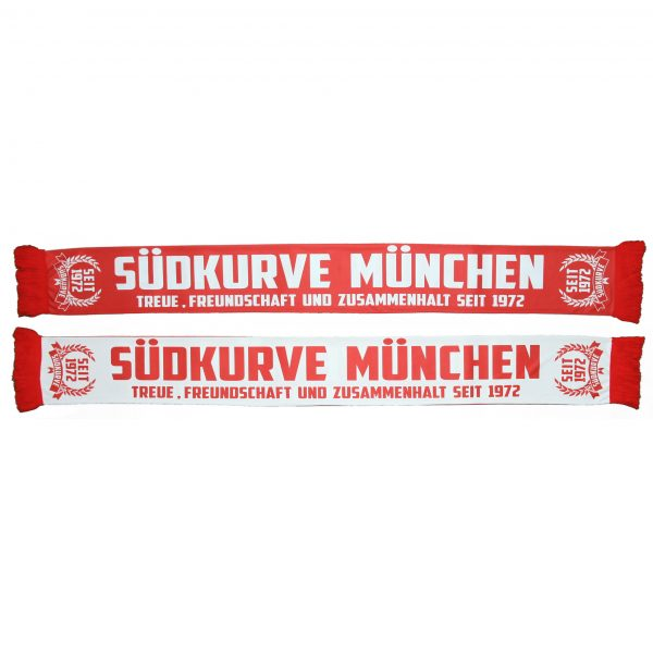 Seidenschal-Südkurve München seit 1972 , nur bei fanpoint-muenchen.de