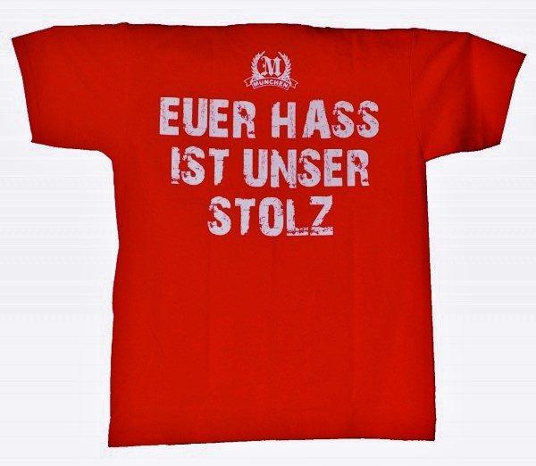Euer Hass ist unser Stiolz T-Shirt