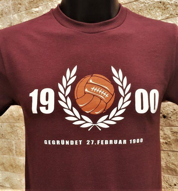 "T-Shirt ""27.Februar 1900"", Fc Bayern. Allianz Arena"