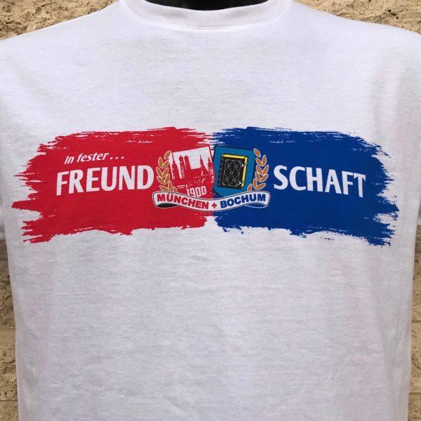 FC Bayern VFL Bochum Fanfreundschaft